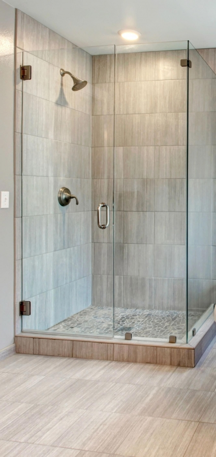 95 Beautiful Walk In Shower Ideas for Small Bathrooms 5646