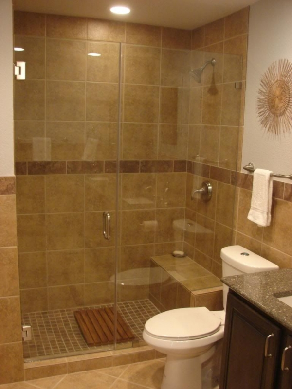 95 Beautiful Walk In Shower Ideas for Small Bathrooms 5632