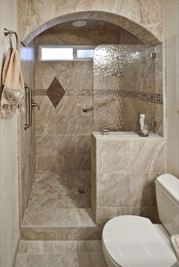 95 Beautiful Walk In Shower Ideas for Small Bathrooms 5680