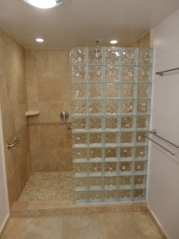 95 Beautiful Walk In Shower Ideas for Small Bathrooms 5696