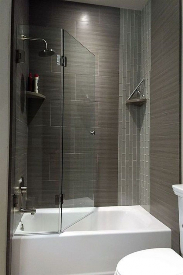 99 Beautiful Bathroom Shower Decoration - Look at them-3608