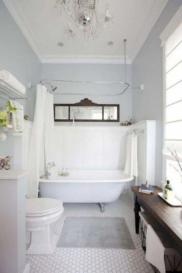 99 Beautiful Bathroom Shower Decoration - Look at them-3618