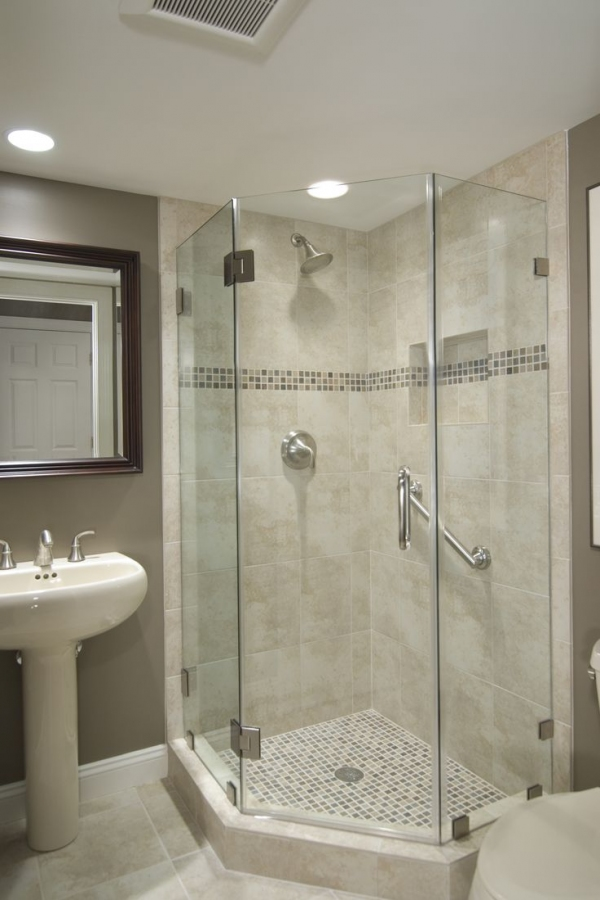99 Beautiful Bathroom Shower Decoration - Look at them-3620