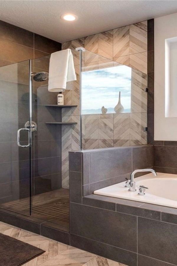 99 Beautiful Bathroom Shower Decoration - Look at them-3632