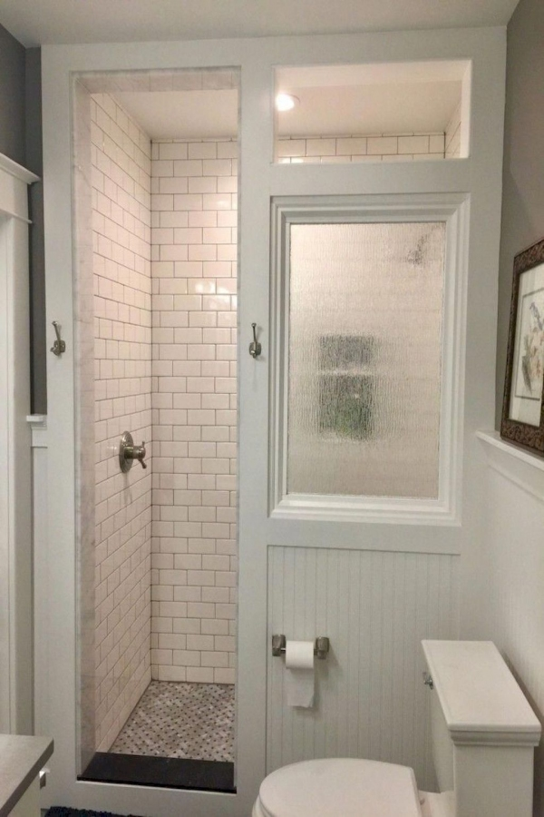 99 Beautiful Bathroom Shower Decoration - Look at them-3633