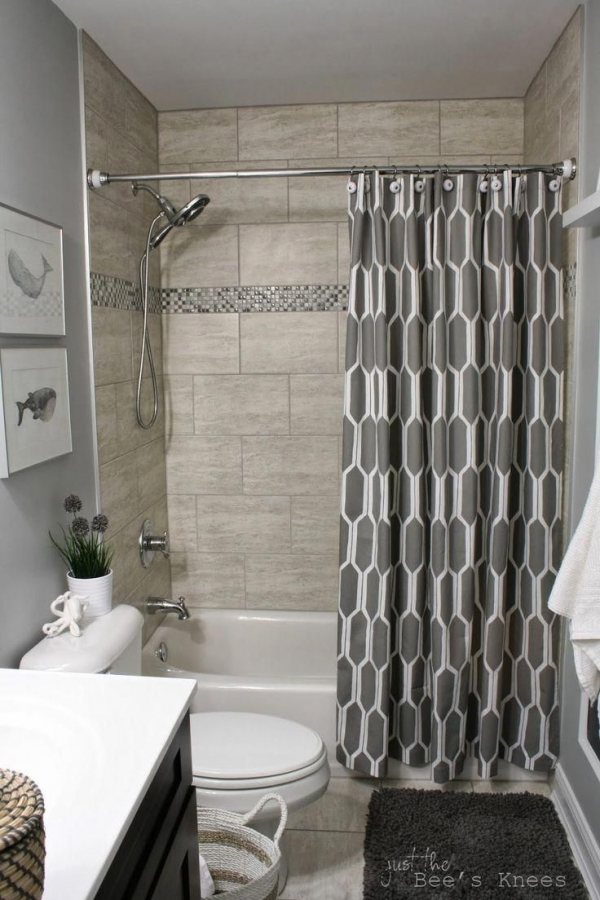 99 Beautiful Bathroom Shower Decoration - Look at them-3664