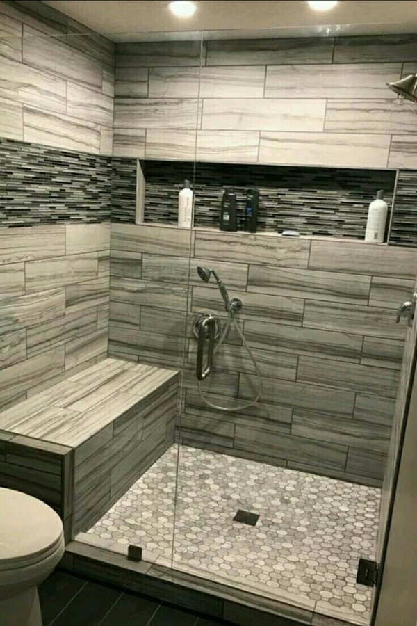 99 Beautiful Bathroom Shower Decoration - Look at them-3670