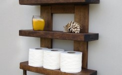 ✔️ 20+ Top Choices Wood Wall Shelf Style And Convenience 2