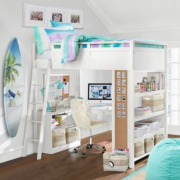 ✔️ Why Bunk Beds With Stairs And Desk 19