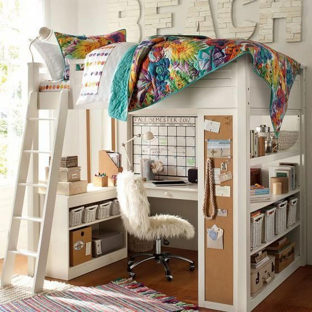 ✔️ Why Bunk Beds With Stairs And Desk 2