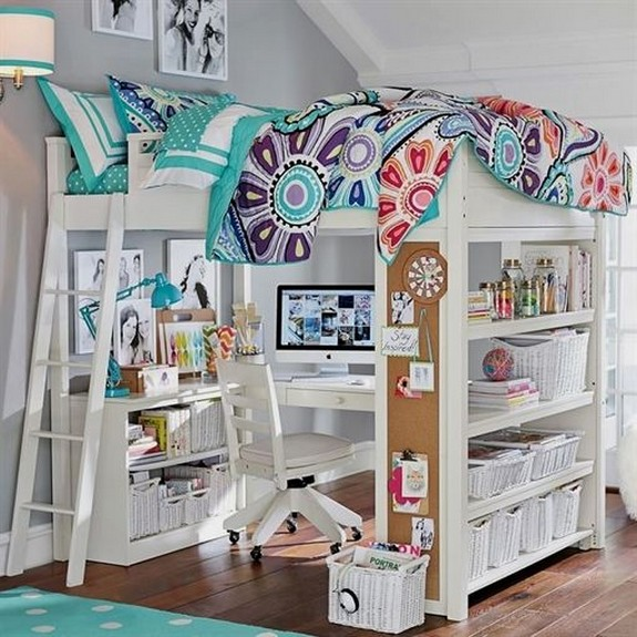 ✔️ Why Bunk Beds With Stairs And Desk 22