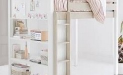 ✔️ Why Bunk Beds With Stairs And Desk 25