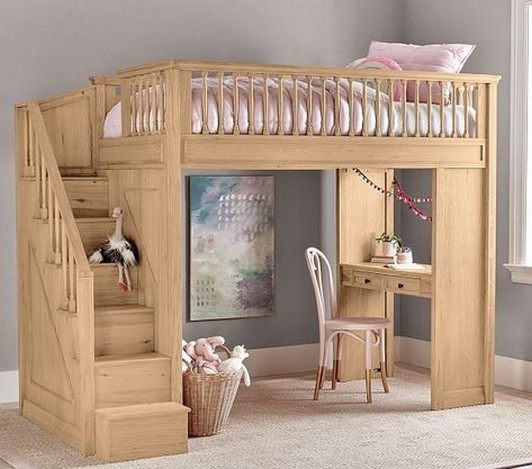 ✔️ Why Bunk Beds With Stairs And Desk 28