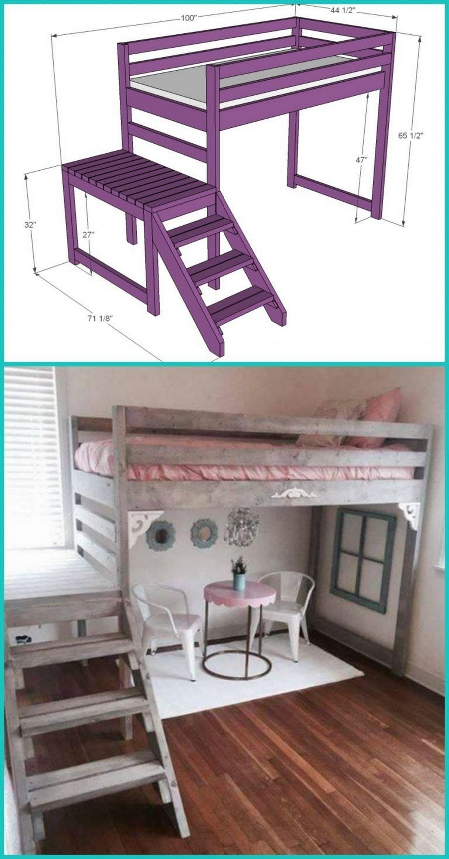 31 Most Popular Kids Bunk Beds Design Ideas Make Sleeping Fun For Your Kids 15