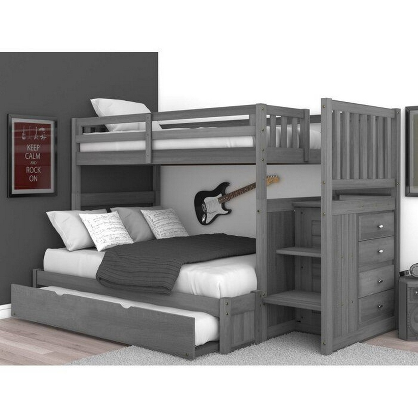 31 Most Popular Kids Bunk Beds Design Ideas Make Sleeping Fun For Your Kids 31
