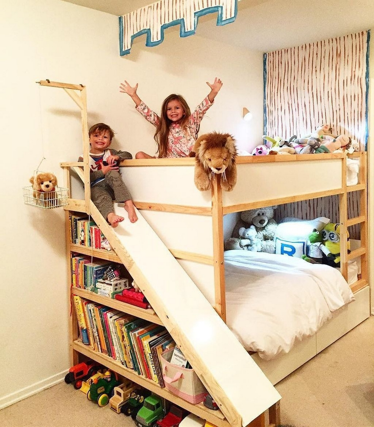 31 Most Popular Kids Bunk Beds Design Ideas Make Sleeping Fun For Your Kids 8