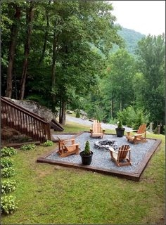 37 Most Popular Backyard Fire Pits Design Ideas- A Perfect Way to Entertain Guests 7085