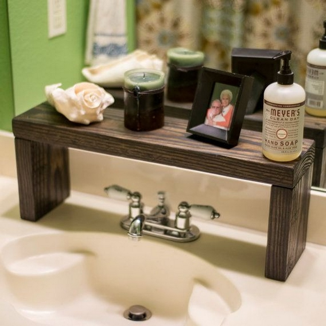 49 Small Bathroom Storage Decoation Ideas Here's How To Get All The Space You Need 17