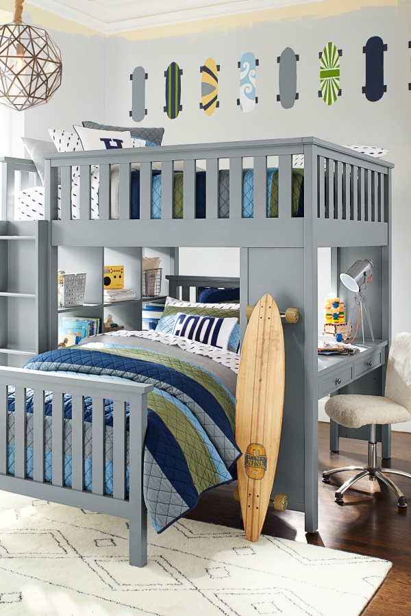 72 Most Popular Full Size Loft Bed with Stairs and What You Must Know 6390