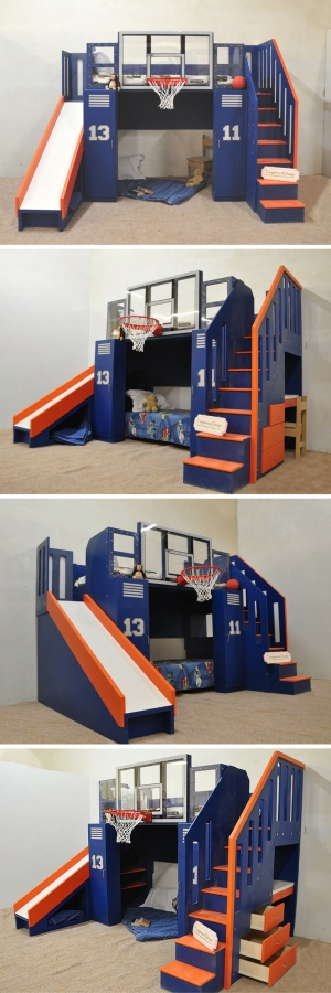 72 Most Popular Full Size Loft Bed with Stairs and What You Must Know 6408