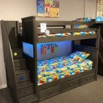 82 Amazing Models Bunk Beds With Guard Rail On Bottom Ensuring Your Bunk Bed Is Safe For Your Children 58