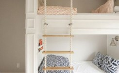 82 Amazing Models Bunk Beds With Guard Rail On Bottom Ensuring Your Bunk Bed Is Safe For Your Children 68