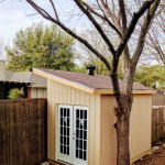 86 Modern Shed Design Looks Luxury to Complement Your Home-9478