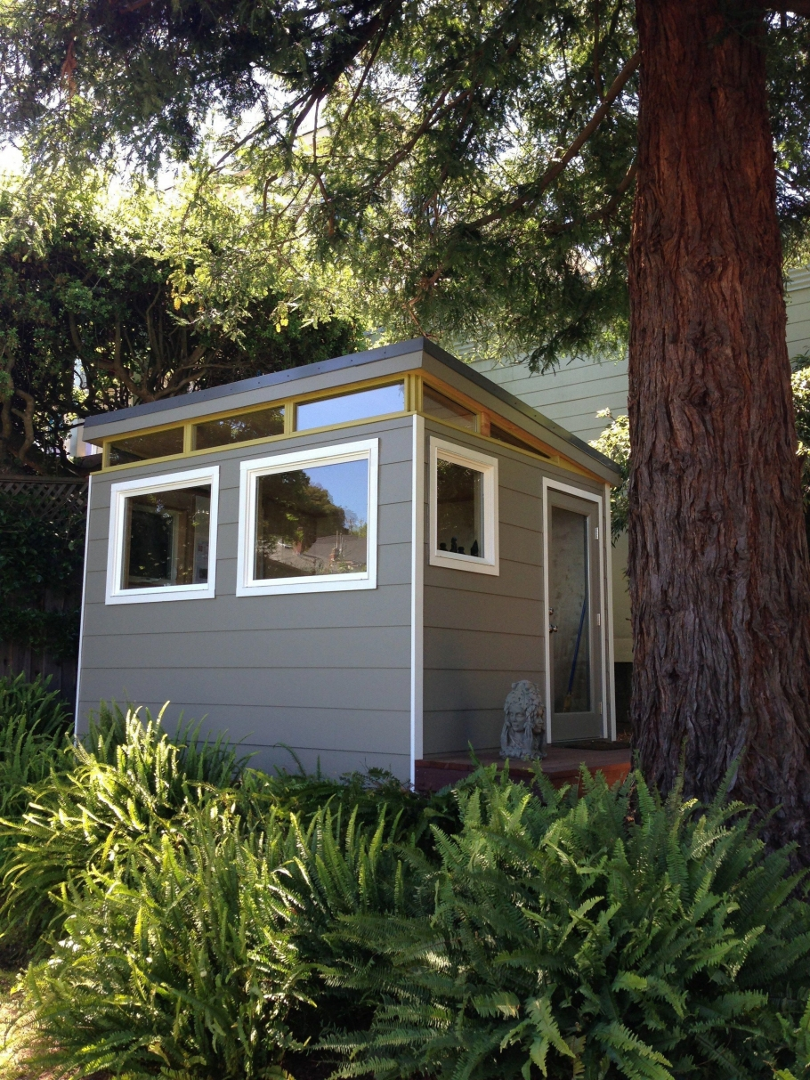 86 Modern Shed Design Looks Luxury to Complement Your Home-9480