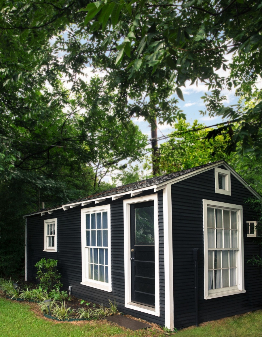 86 Modern Shed Design Looks Luxury to Complement Your Home-9507