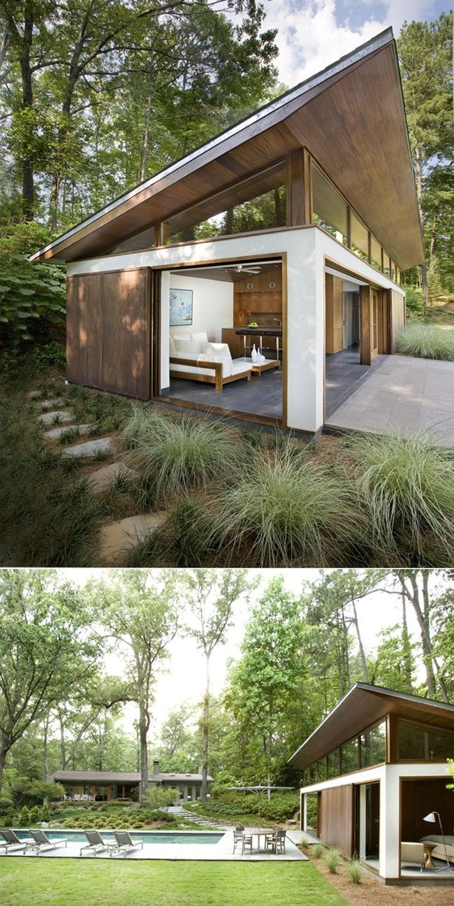 86 Modern Shed Design Looks Luxury to Complement Your Home-9519