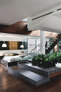 87 Models Of Modern Home Interior Design that Looks Elegant and Needs to Know Basic Elements Of Modern Home Interior Design-9974