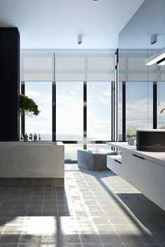 87 Models Of Modern Home Interior Design that Looks Elegant and Needs to Know Basic Elements Of Modern Home Interior Design-10037