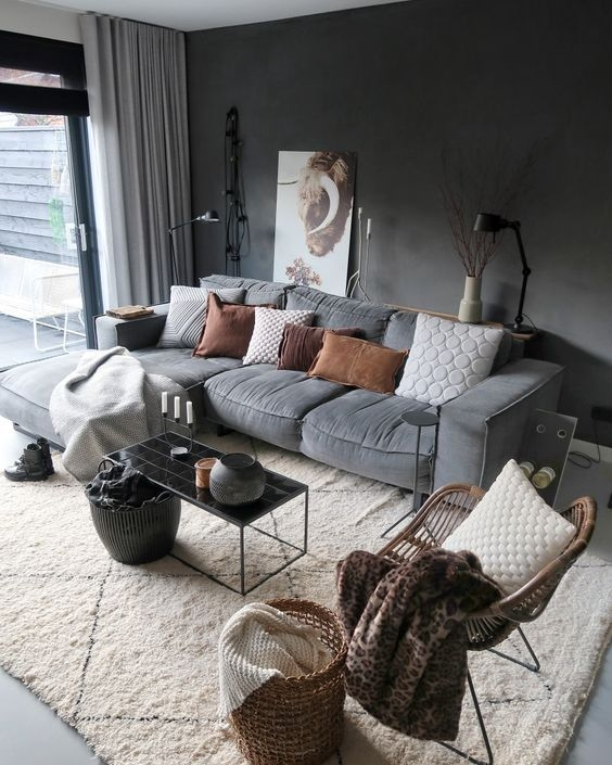 90 Interesting Modern Apartment Design Ideas - Tips On Redesigning Your Room for A More Dynamic Room-9906
