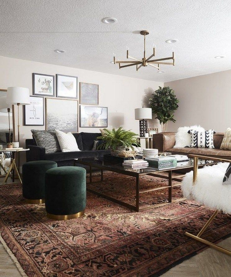 90 Interesting Modern Apartment Design Ideas - Tips On Redesigning Your Room for A More Dynamic Room-9952
