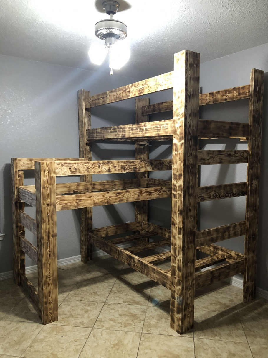 90 top Picks for A Triple Bunk Bed for Kids Rooms-9593