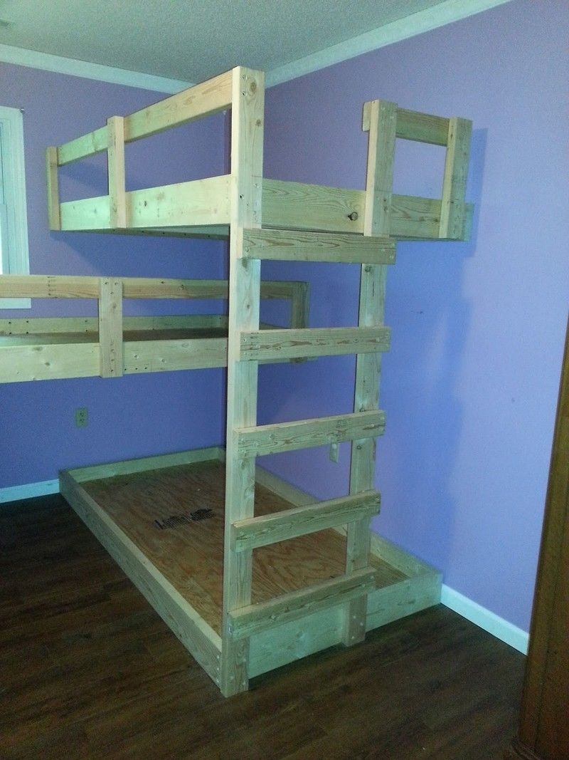 90 top Picks for A Triple Bunk Bed for Kids Rooms-9596