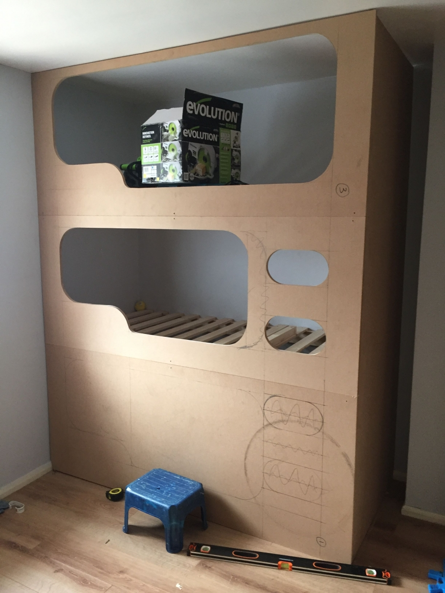 90 top Picks for A Triple Bunk Bed for Kids Rooms-9608
