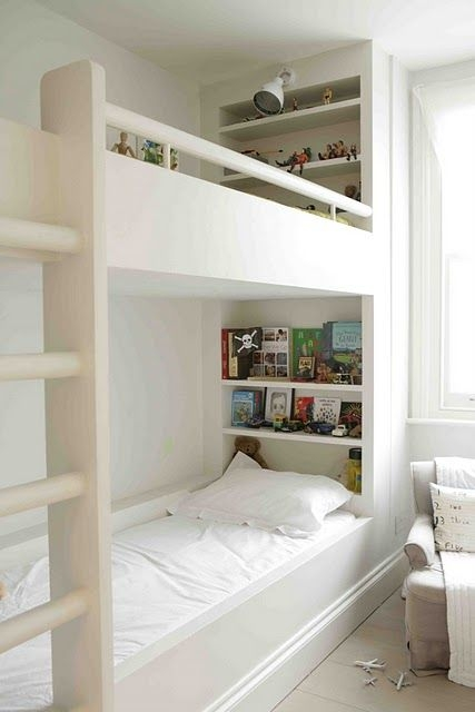 94 Minimalist Bunk Beds Design Ideas - Tips for Designing the Space-10161