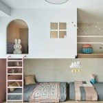 94 Minimalist Bunk Beds Design Ideas - Tips for Designing the Space-10173