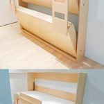 94 Minimalist Bunk Beds Design Ideas - Tips for Designing the Space-10181