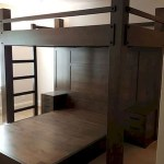 94 Minimalist Bunk Beds Design Ideas - Tips for Designing the Space-10157