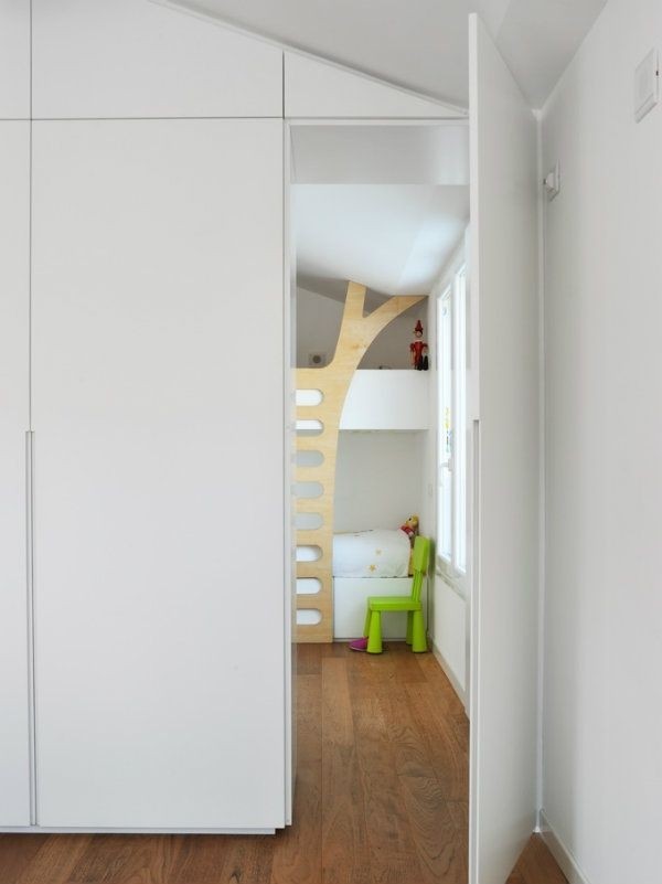 94 Minimalist Bunk Beds Design Ideas - Tips for Designing the Space-10220