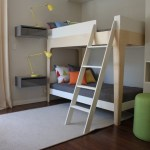 94 Minimalist Bunk Beds Design Ideas - Tips for Designing the Space-10223