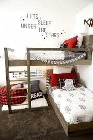 94 Minimalist Bunk Beds Design Ideas - Tips for Designing the Space-10227