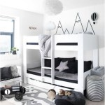 94 Minimalist Bunk Beds Design Ideas - Tips for Designing the Space-10236
