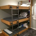 94 Minimalist Bunk Beds Design Ideas - Tips for Designing the Space-10237