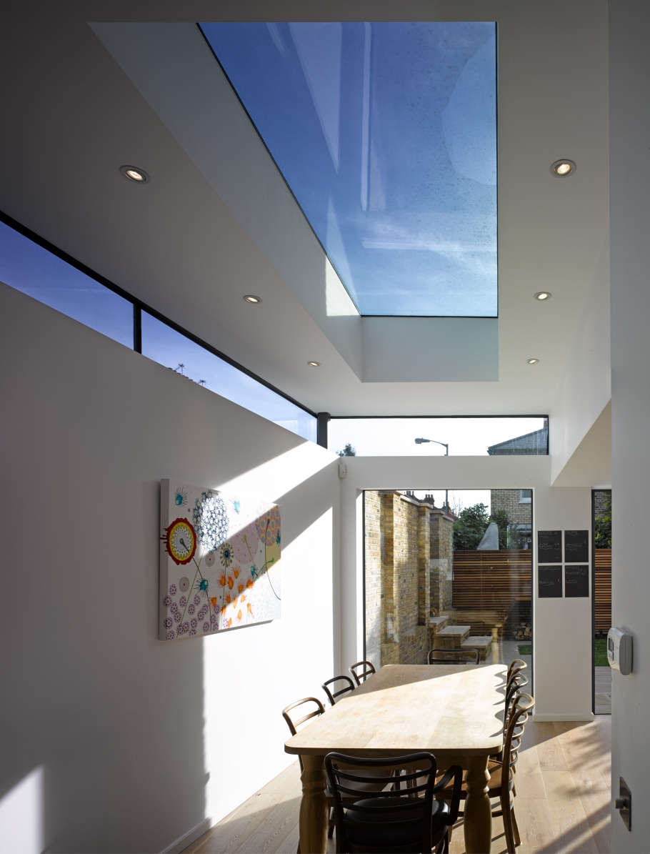 95 Examples Of Amazing Contemporary Flat Roof Design Of A House-9433