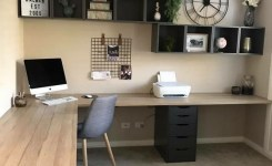 99 Modern Home Office Decorating Ideas Snugness
