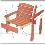 60+ DIY Outdoor Furniture Chairs Inspires 2
