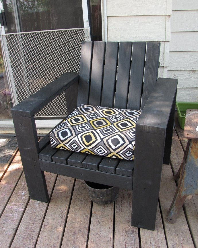 60+ DIY Outdoor Furniture Chairs Inspires 23